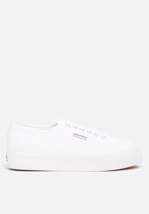 SUPERGA 2730 Cotu Canvas Sneakers White
