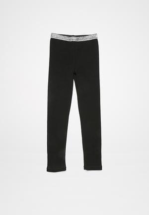Cotton On Kids Winter Huggies Pants & Jeans Black
