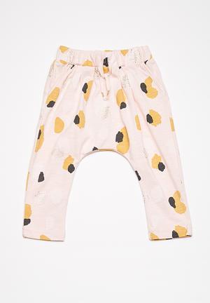 Cotton On Baby Alison Mini Pant Peach