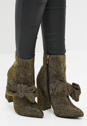 Dailyfriday Fatimah Boots Gold
