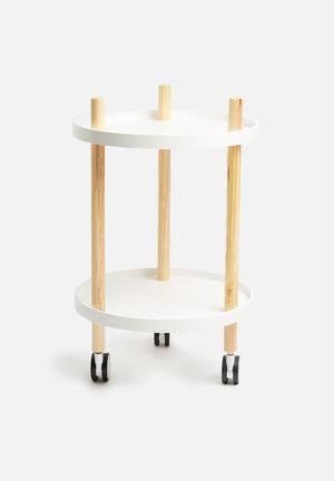 Fushion kitchen trolley