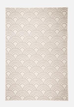 Sunrise sand indoor/outdoor rug