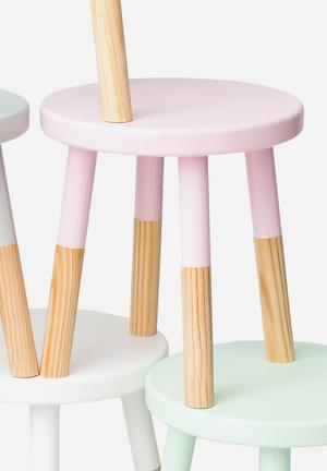 Simply Child Pink Play Stool Furniture