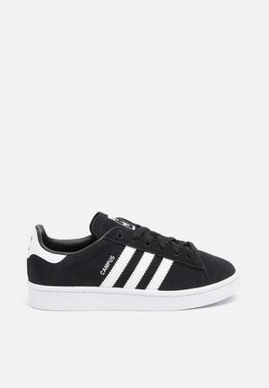 Adidas Originals Kids Campus C Shoes Black