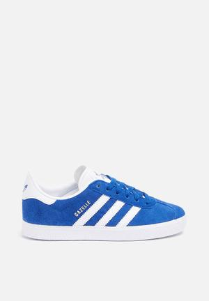 Adidas Originals Kids Gazelle C Shoes Royal/White