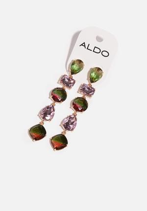 ALDO  Haybarger Jewellery Gold, Green, Pink