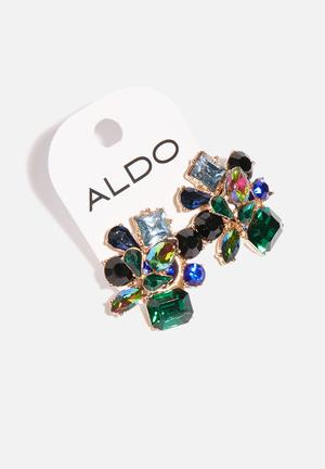 ALDO Haaledda Jewellery Gold, Green, Blue, Black