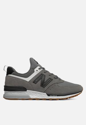 New Balance  MS574FBC Sneakers Grey