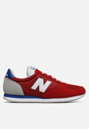 New Balance  U220DB Sneakers Red