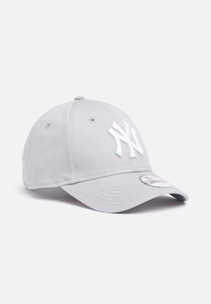 New Era Child (4-6 Yrs) 940 Mlb League Basic Accessories Grey