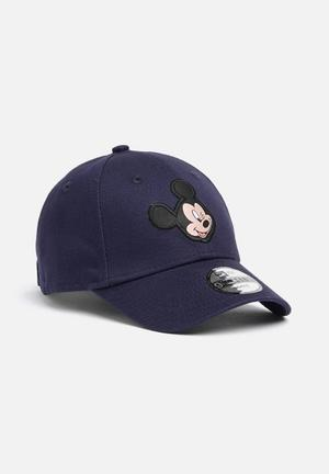 New Era Child (4-6 Yrs) Disney Patch 9forty Accessories Navy