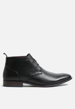 Anton Fabi Maffeo Boots Black
