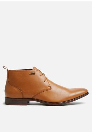 Anton Fabi Maffeo Boots Tan