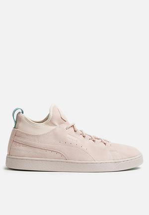 PUMA Suede Mid Big Sean Sneakers Shell-Shell