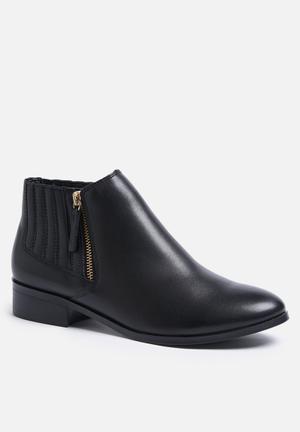 ALDO Taliyah Boots Black