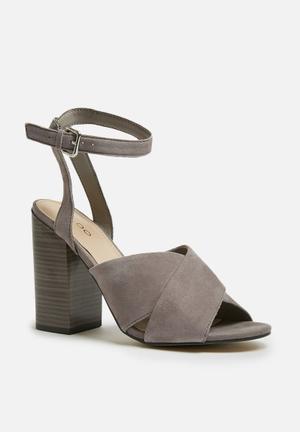 ALDO Gilliana Heels Grey