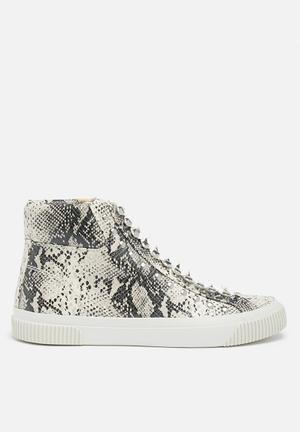 Diesel  S-Mustave MC Sneakers Gray Morn / Black