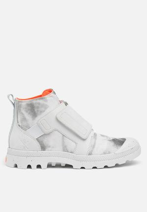 Palladium  Pampa Recrow OC Boots Numbus Cloud Coral
