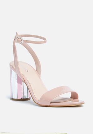 ALDO Ariani Heels Pink