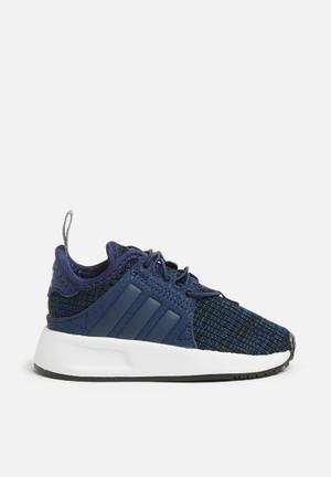 Adidas Originals Kids X_PLR EL I Shoes Dark Blue & White