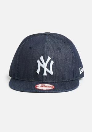 New Era 9Fifty NY Yankees Headwear 100% Cotton