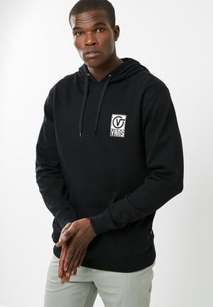Vans Worldwide Hoodie Hoodies & Sweats Black & White