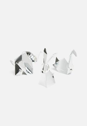 Umbra Origami Ring Holder 3 Pack Organisers & Storage
