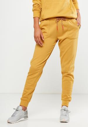 Cotton On Gym Track Pants Bottoms Mustard