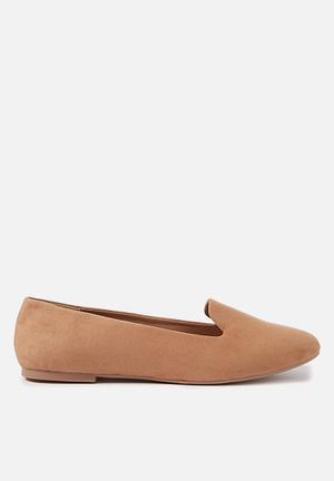 Cotton On Sophia Slipper Pumps & Flats Camel