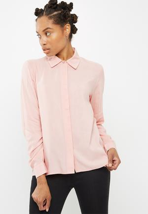 f35ff9a26e148 Pink Tops for Women