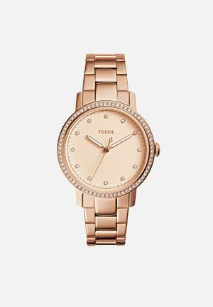 Fossil Neely Watches Rose Gold