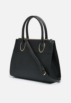 Call It Spring Cabiate Bags & Purses Black