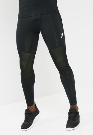 Asics Compression Longs Sweatpants & Shorts Black