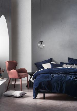 Linen House Deluxe Velvet Duvet Cover Bedding Cotton