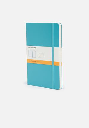 Moleskine Classic Ruled Hard Cover Notebook A5 Gifting & Stationery