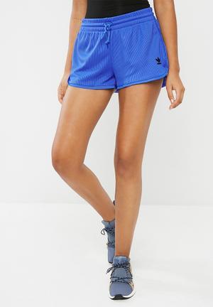 Adidas Originals Fashion League Shorts Bottoms Blue