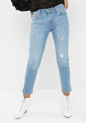 Levi's® New Boyfriend Jeans Blue