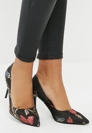 Dailyfriday Pointed Toe Stiletto Heel - Multi Multi