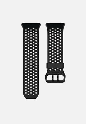 Fitbit Fitbit Ionic S Band Sport Accessories Elastomer Material & Aluminium Buckle