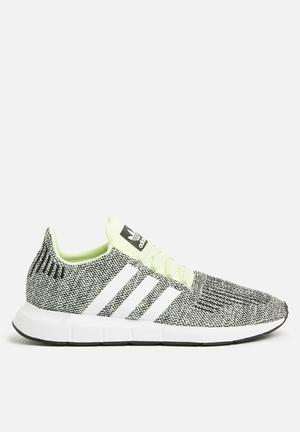 Adidas Originals Swift Run Trainers Aero Green/FTWR White/Core Black