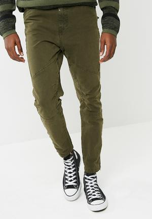 Sergeant Pepper Brigade Jogger Pants & Chinos Olive