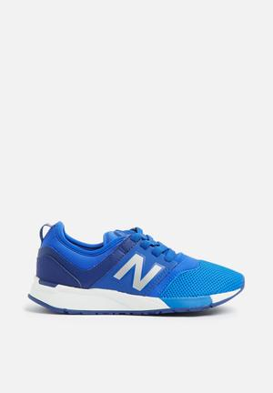 New Balance  KA247O2 Shoes Blue