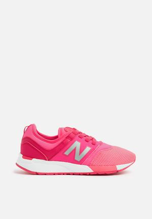 New Balance  KA247O4 Shoes Pink