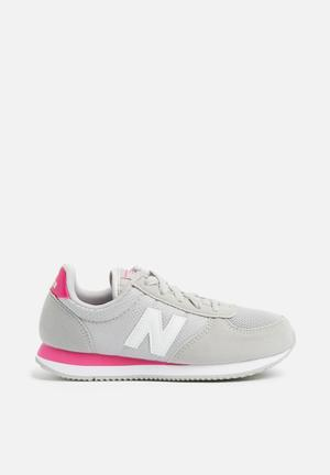 New Balance  KL220C4Y Shoes Grey & Pink