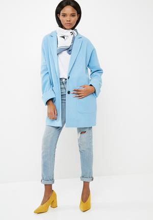 Vero Moda Pia Cala Jacket Soft Blue