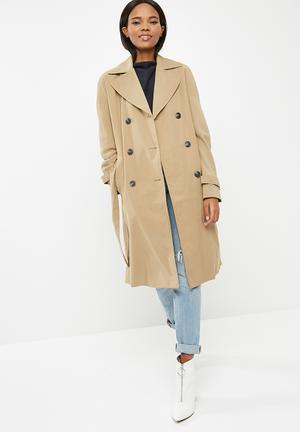 ONLY Jennifer Trenchcoat Beige