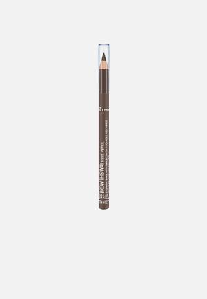 Rimmel Brow This Way Brow Pencil Fibre - Medium Eyes 002 Medium