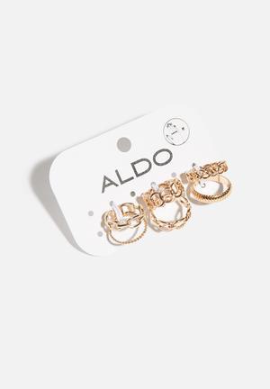 ALDO Briercre Jewellery Gold