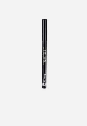 Rimmel Soft Kohl Eye Pencil - Jet Black Jet Black