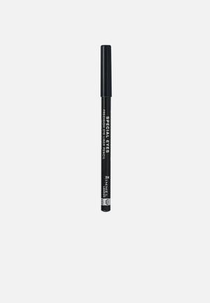Rimmel Special Eyes Pencil - Black Black